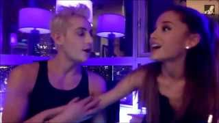 getlinkyoutube.com-Ariana Grande   Funny Moments