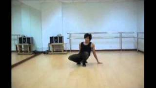getlinkyoutube.com-สอนเต้น B-boy : Flare