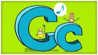 """getlinkyoutube.com-ABC Song: The Letter C, """"Crazy For C"""" by StoryBots"""