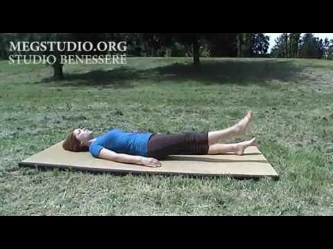 Pilates - Gambe (Step3)