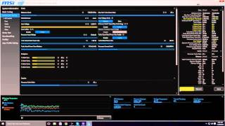 Overclocking an i7 4790k with Intel Extreme Tuning Utility
