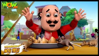 getlinkyoutube.com-Khatrey Ki Ghanti - Motu Patlu in Hindi