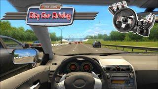 getlinkyoutube.com-Aprendi a dirigir no simulador?? CCD + G27