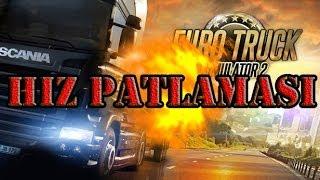 getlinkyoutube.com-Euro Truck Simulator 2 - Hız Limitini Kaldırmak - Hız Patlaması