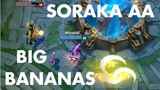 挑戰索拉卡的最大香蕉