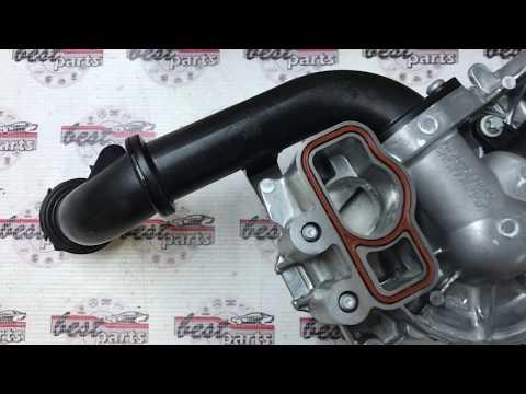 A Насос водяной (Помпа) Mercedes Diesel M651/ML/GLE W166/E W212/CLS C218