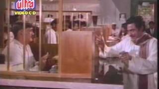 Kishore Kumar in Sadhu Aur Shaitaan (1968) Part 1