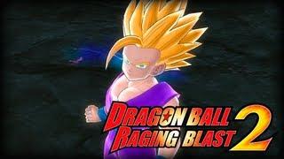 getlinkyoutube.com-Dragon Ball Raging Blast 2 // Battle Zone e Team Battle !!!