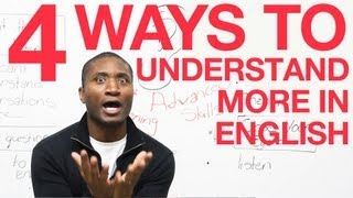 getlinkyoutube.com-Learn English - 4 ways to understand what you hear
