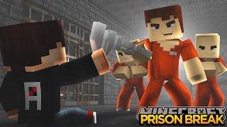getlinkyoutube.com-Minecraft PRISON BREAK - SHARKY IS A SNITCH!???