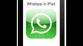 getlinkyoutube.com-طريقة تحميل برنامج الواتساب على الايباد والايبود