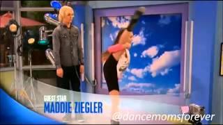 getlinkyoutube.com-Maddie Ziegler On Austin And Ally Preview