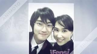 getlinkyoutube.com-شاهد أخت الرائع شيون عضو السوبر جونيور في صور تجمعهما معاً يبدوان كالتوأم