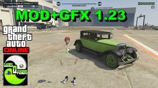 getlinkyoutube.com-GTA V MOD+GFX 1.23/1.24 XBOX 360