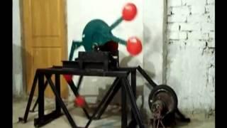 getlinkyoutube.com-Механический бестопливный генератор