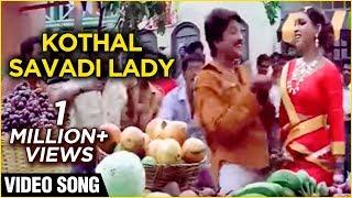 getlinkyoutube.com-Kothal Savadi Lady - Prashant & Vivek - Kannethirey Thondrinal