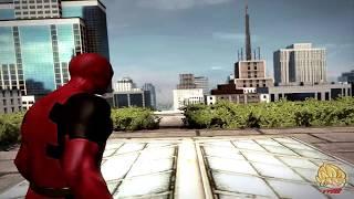 getlinkyoutube.com-The Amazing Spiderman (PC) Deadpool Mod!