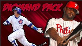 getlinkyoutube.com-2 DIOMAND CARDS! | 9 Innings MLB 16 - Episode 1