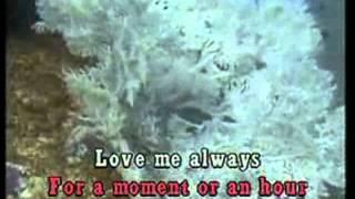 getlinkyoutube.com-love me with all of your heart karaoke
