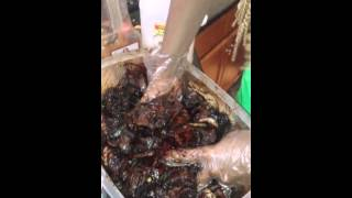 getlinkyoutube.com-How to cook Jamaican  Oxtail. One love Restaurant