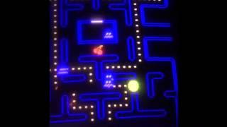 getlinkyoutube.com-Pixels game on music video Pac-Man!
