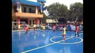 Turnamen Futsal SD AZKIA VS SABIT Babak 1