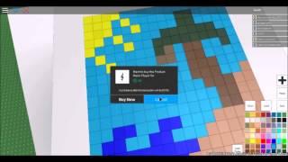 getlinkyoutube.com-Gameplay of Pixel Art Creator!