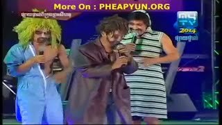 getlinkyoutube.com-MyTV Comedy - peak mi comedy Ov Knhom 30.12.2013 ឪពុកខ្ញុំ