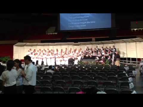 Coming Home - Samoan Choir