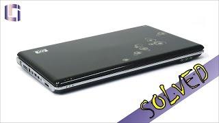 getlinkyoutube.com-How to fix black screen problem on laptop HP Pavilion DV7