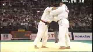 getlinkyoutube.com-Inoue Kosei - 井上康生 [+100kg] Fukuoka Final 2008