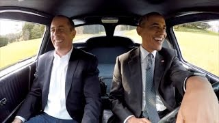 getlinkyoutube.com-Jerry Seinfeld and Pres. Obama Become Unlikely Comedic Duo in Web Series