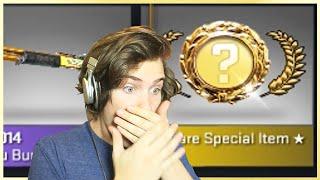 1 GOLD, 1 RED, 3 PINKS - Golden Revolver Revolution (Dumb Luck) - CS:GO Case Opening