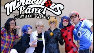 getlinkyoutube.com-【Fanime 2016】Miraculous Ladybug Panel
