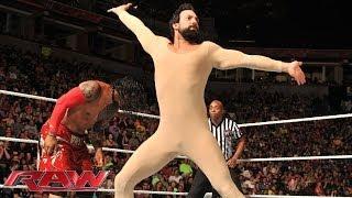 getlinkyoutube.com-The Usos vs. Damien Sandow & Fandango: Raw, June 9, 2014