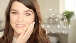 getlinkyoutube.com-The Long-Lasting Sweat-Proof Makeup Menu | ViviannaDoesMakeup