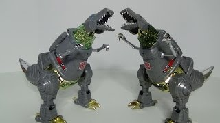 getlinkyoutube.com-MP 03 MP 08 MASTERPIECE GRIMLOCK UNBOXING