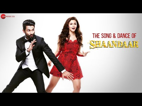 The Song & Dance Of Shaandaar | Behind the Scenes | Shahid Kapoor, Alia Bhatt & Pankaj Kapur