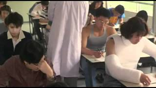 getlinkyoutube.com-Must watch .!!! Exam cheating technology in japan- Funny and Innovative