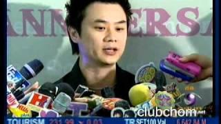 """getlinkyoutube.com-Chompoo Araya : """"น็อต"""" บอกรัก """"ชมพู่"""" ผ่านสื่อ"""