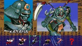 getlinkyoutube.com-Sengoku Blade (Arcade/Psikyo/1996 Katana) [720p]