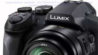 getlinkyoutube.com-Panasonic Lumix DMC FZ300K Digital Camera with 3-Inch TFT LCD