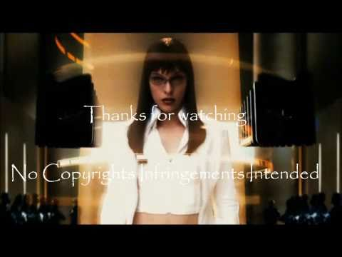 Ultraviolet - (Milla Jovovich) Take It Off (Fight Scenes)