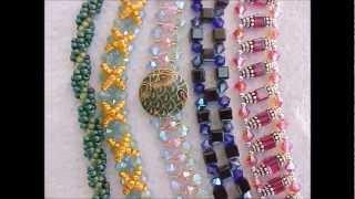 getlinkyoutube.com-Pulseras y collares con abalorios originales