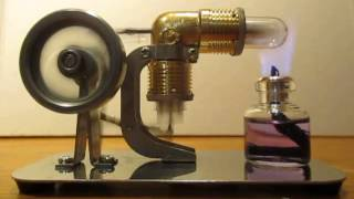 A nice little stirling engine