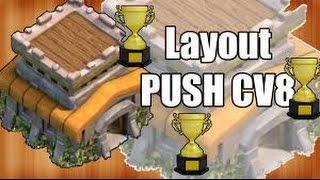 getlinkyoutube.com-Melhor Layout de Cv8 para Push na campeão - Anti PT Troll