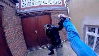 The Tough Go Pro - GoPro Action Movie