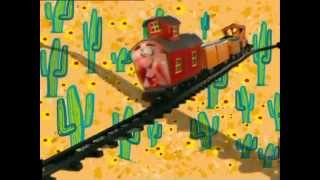 getlinkyoutube.com-Roddy The Rooster - Kidsongs - Little Red Caboose - Billy Field