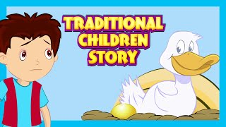 Traditional Children Story For Kids In English - Classic Animation Stories
