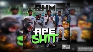 BHM - Ape Shit [FULL MIXTAPE + DOWNLOAD LINK] [2017]